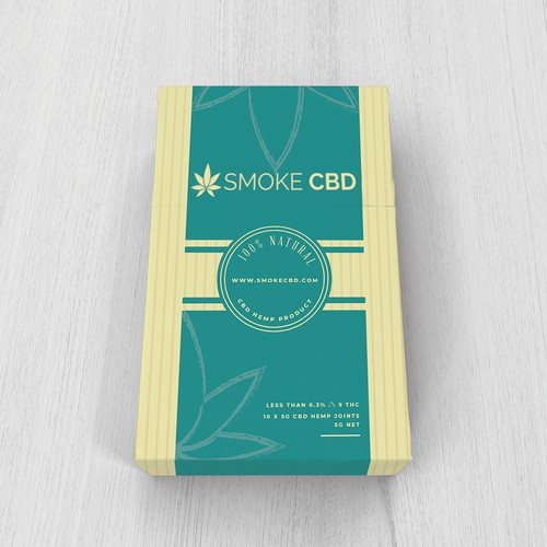 Packaging for cigarette box