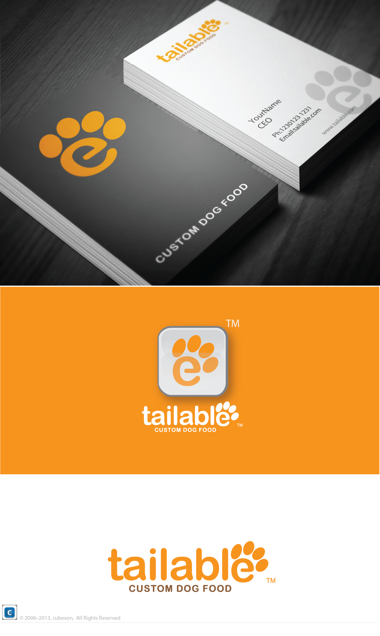 logo for tailable