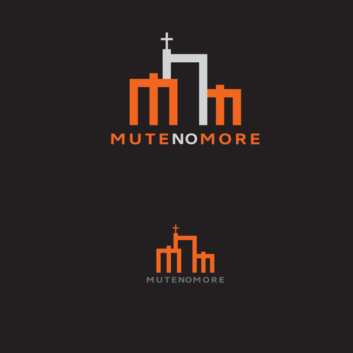 Create a new logo for Mute No More