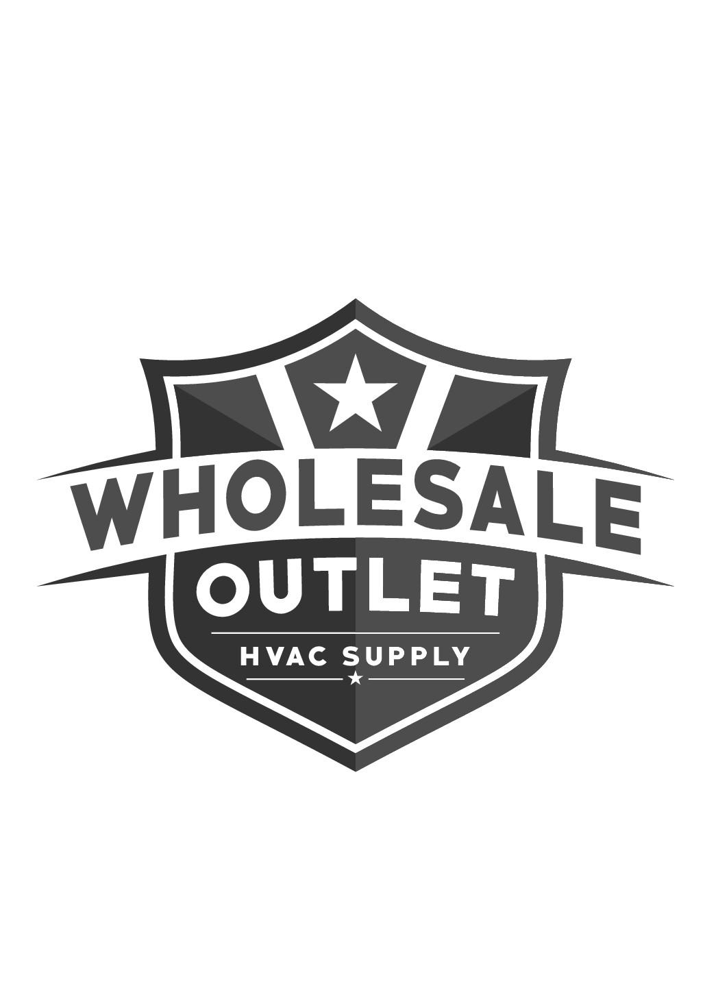 Create a new Vintage Logo HVAC Supply