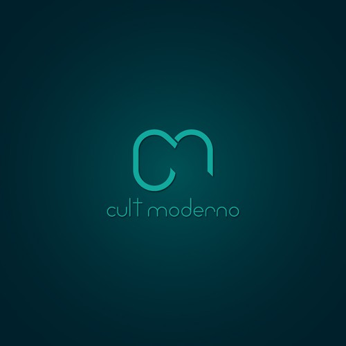cult moderno logo