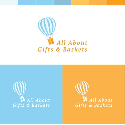 Logo that makes people feel happy about giving gifts