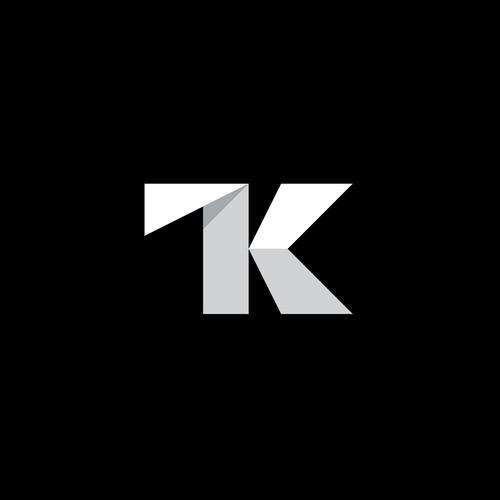 TK monogram