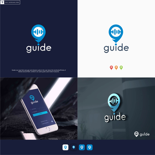 Guide Travel Logo