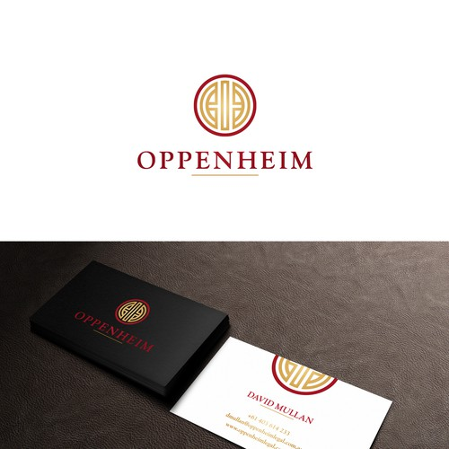 Create a logo for an international law firm