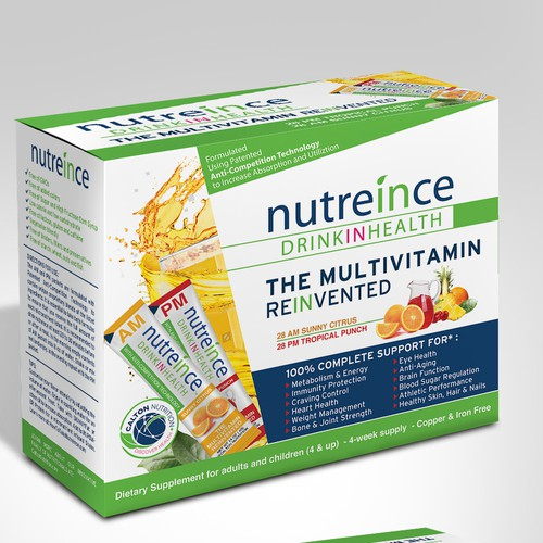 box for multivitamin