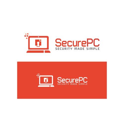 SecurePC social media branding