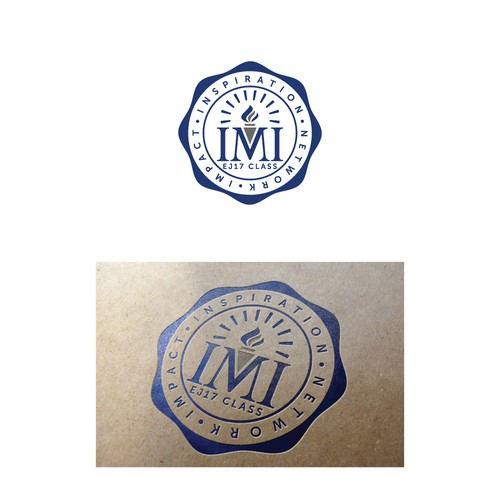 Mature Logo for IMI class