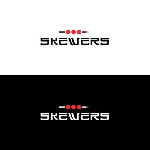 Simple, minimalistic, restaurant logo concept.