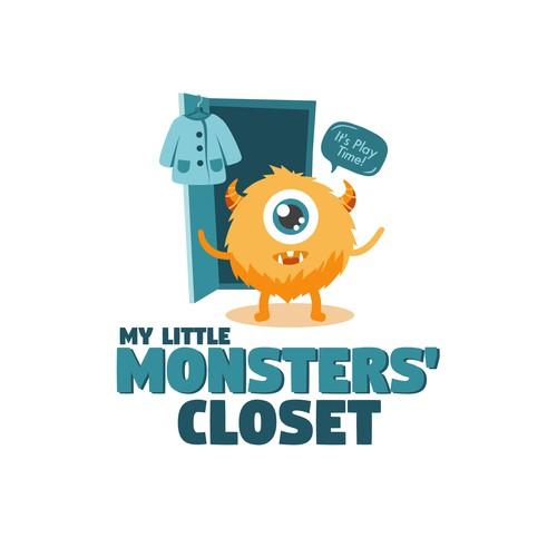 My Little Monsters Closet