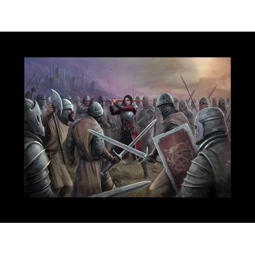 battle artwork