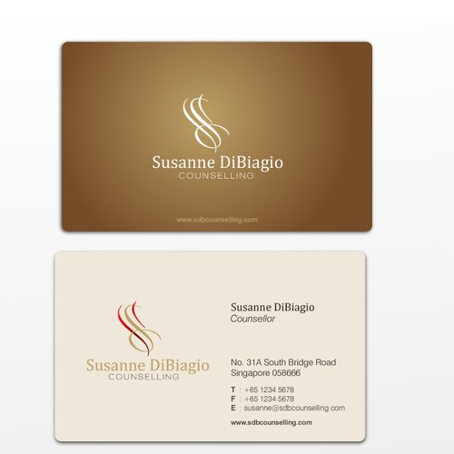 Logo for susanne dibiagio