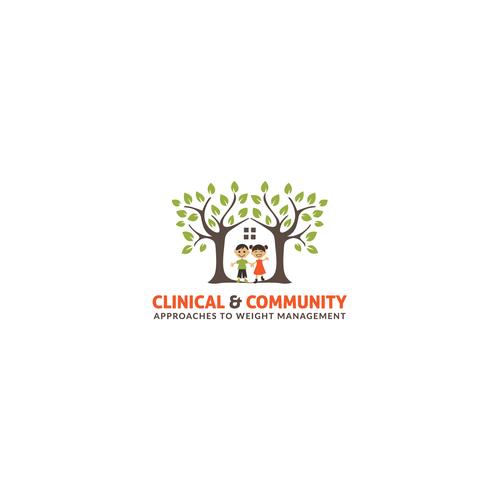 Clinical&Community logo