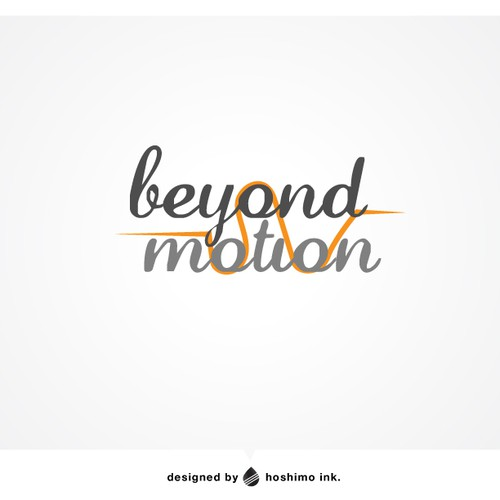 Logo design for Beyond Motion