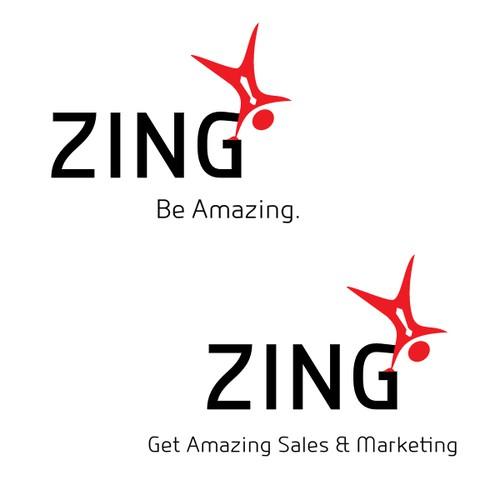 LOGO DESIGN FOR ZING
