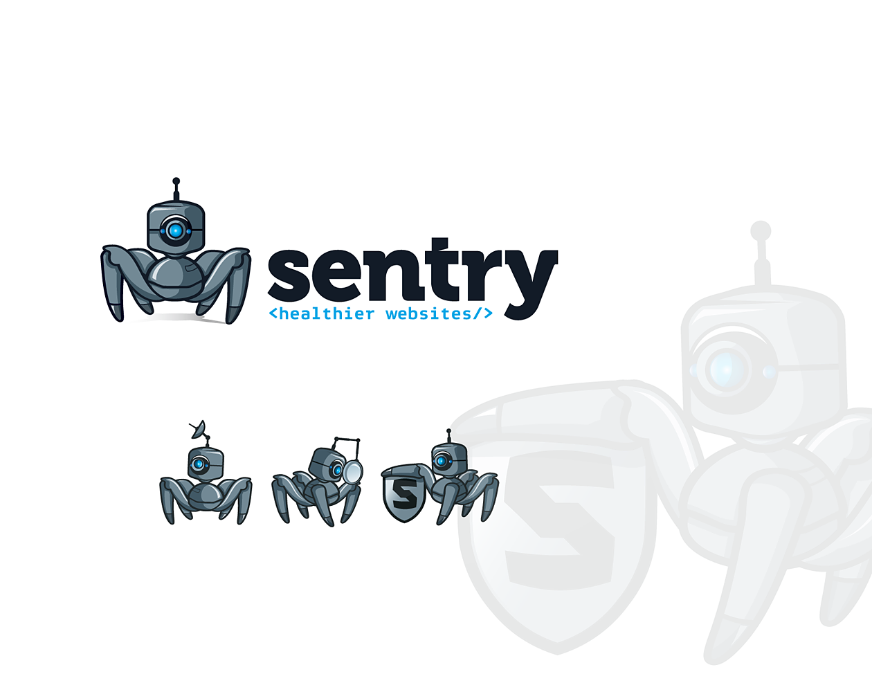 Help shape our new business, Sentry, with a clean slate logo