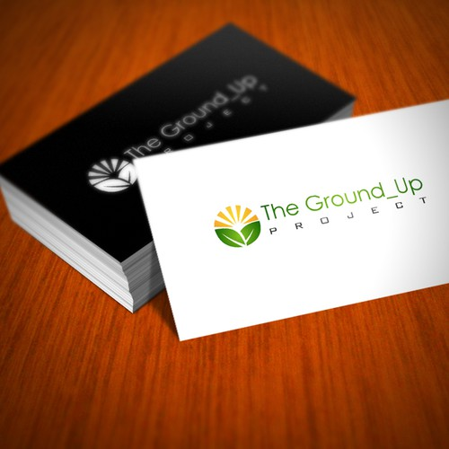 New logo wanted for The Ground_Up Project