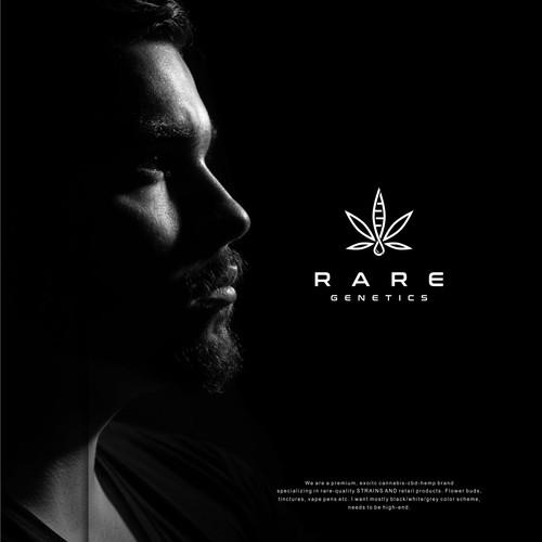 Exotic Cannabis Brand Logo