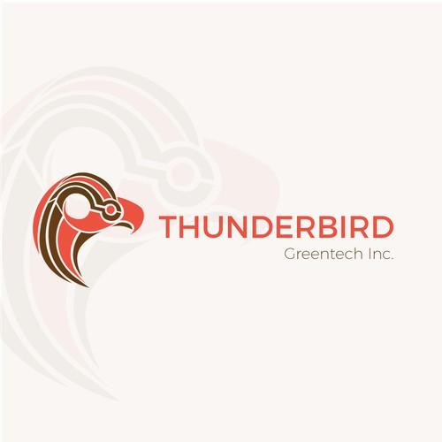 Thunderbird | Logo Design #3