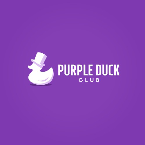 Purple Duck Logo