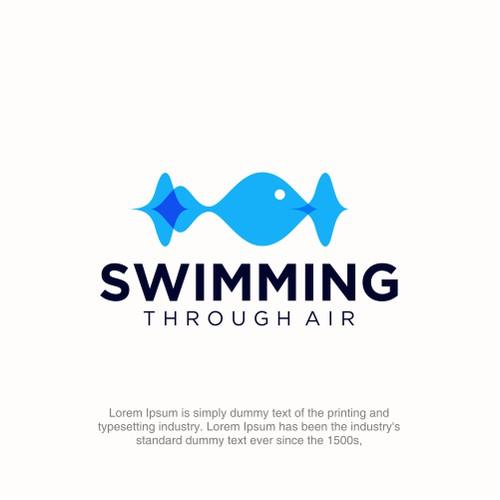 Unique logo for brand broadcasting