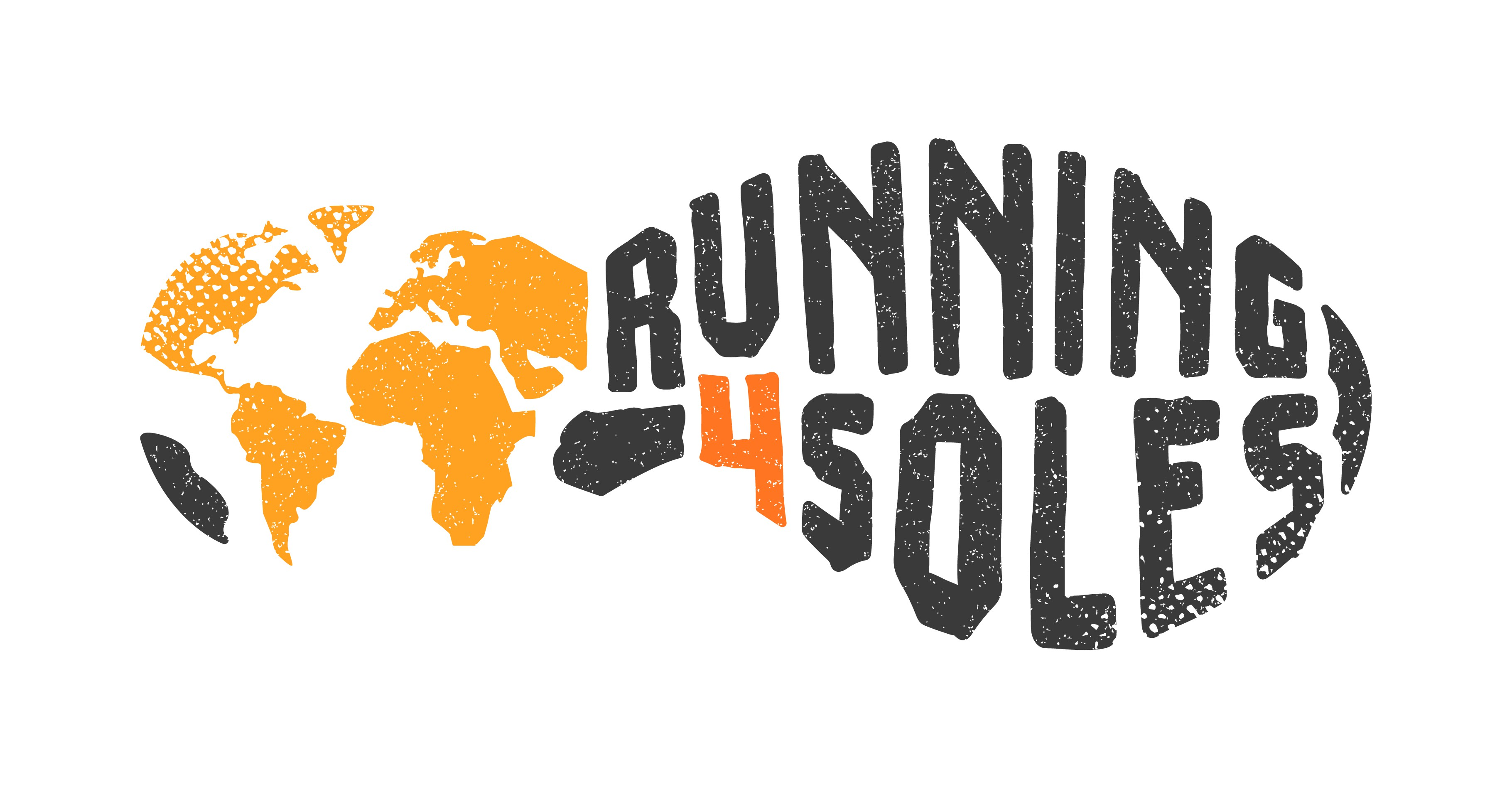 Running can help save the world. I need a logo that invites people to believe that.