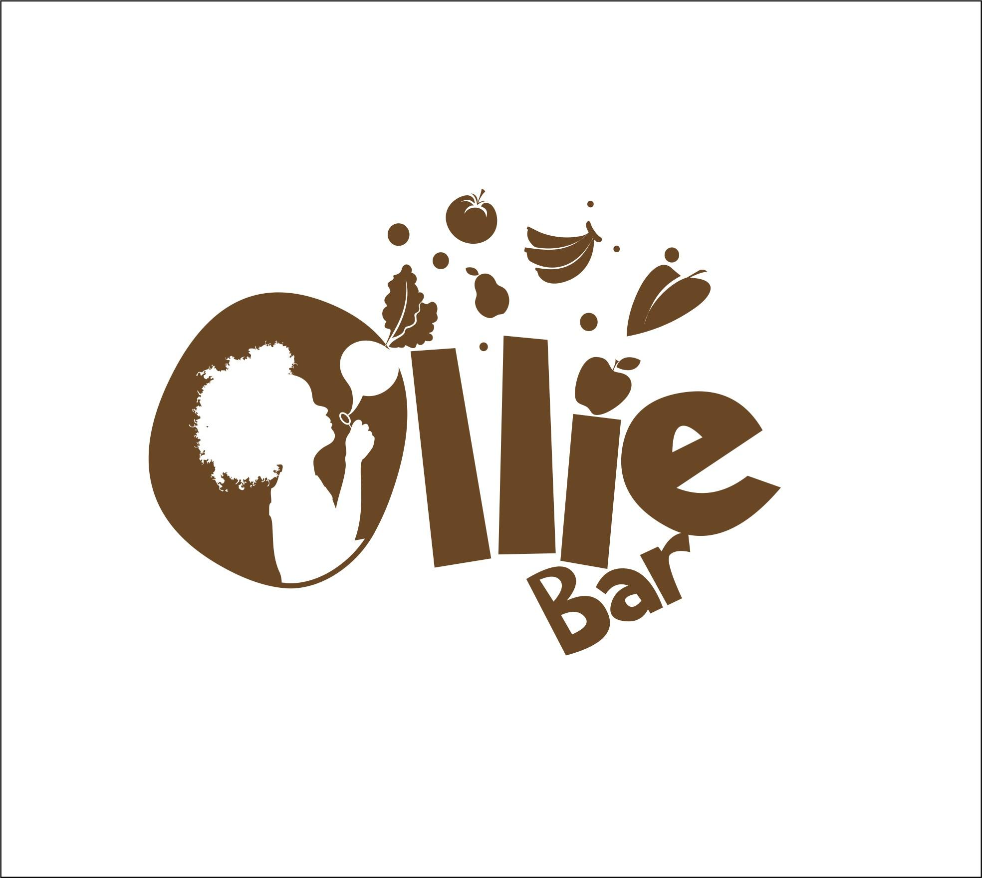 Design a playful logo for a children's snack bar