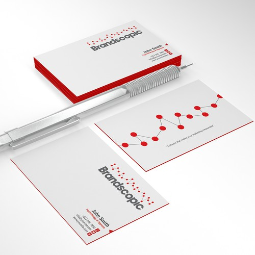 Technical Business Card