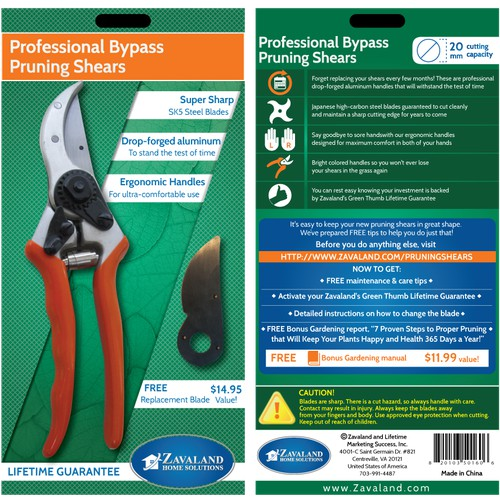 shears package