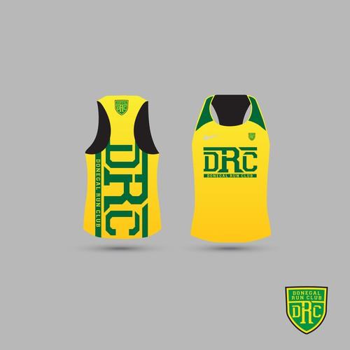 DRC race kit design