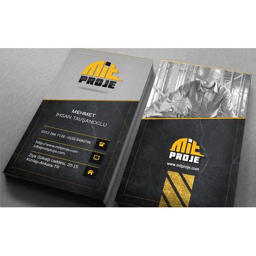 Guaranteed Business card for property improvement comp.CREative ideas FREE!!!