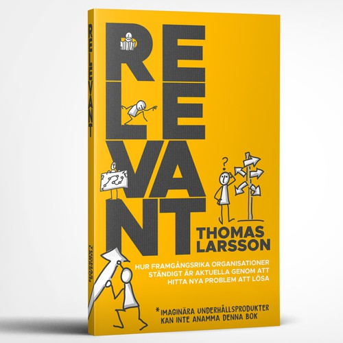 Book cover for Relevant