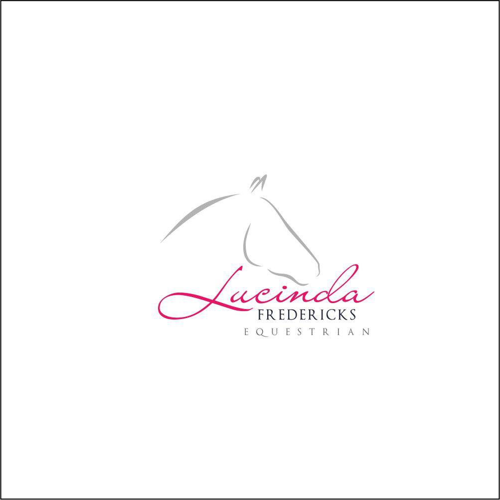 logo for Lucinda Fredericks Equestrian