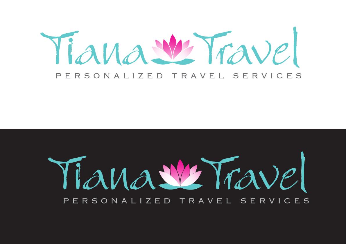 Create the next logo for Tiana Travel
