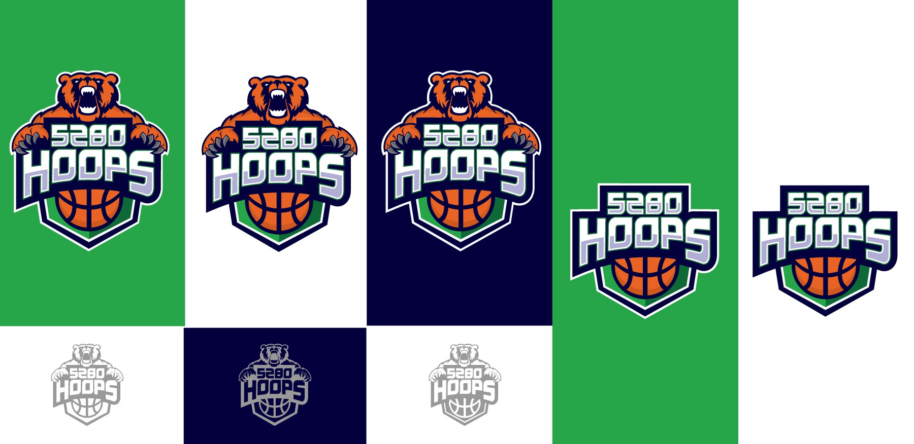 Basketball Club Design