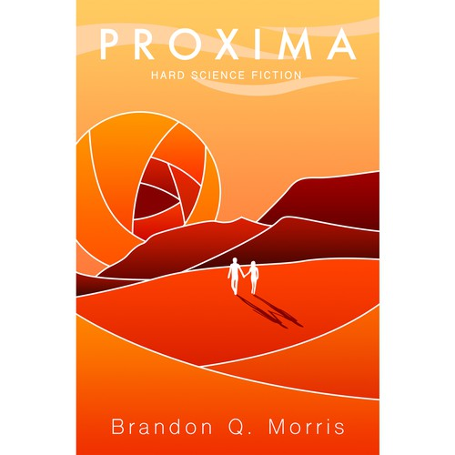 Proxima (Brandon Q. Morris) book cover