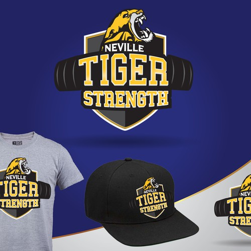 tiger strength