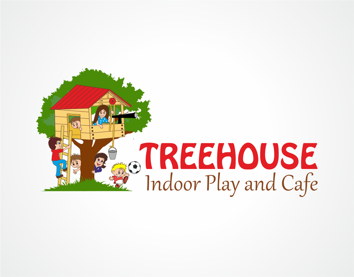 logo for Treehouse Indoor Play and Cafe