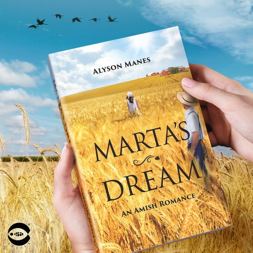 "Book cover for ""Marta's Dream"" by Alyson Manes"