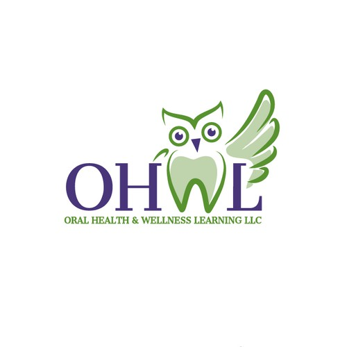 Oral health education logo