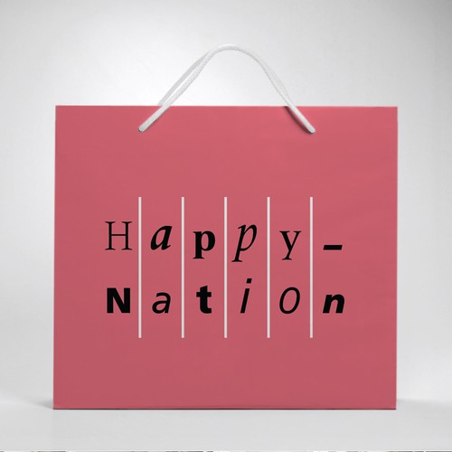 Happy Nation clothing line