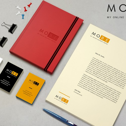 Create a winning logo design for MOBE