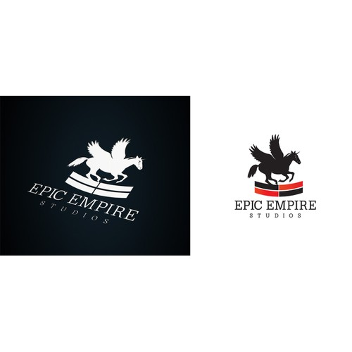 Create the new and improved awesome logo for Epic Empire Studios