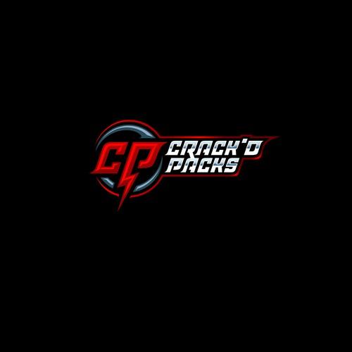 Crack'd Packs Logo design