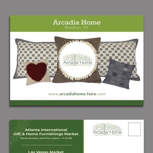 Arcadia Postcard 02