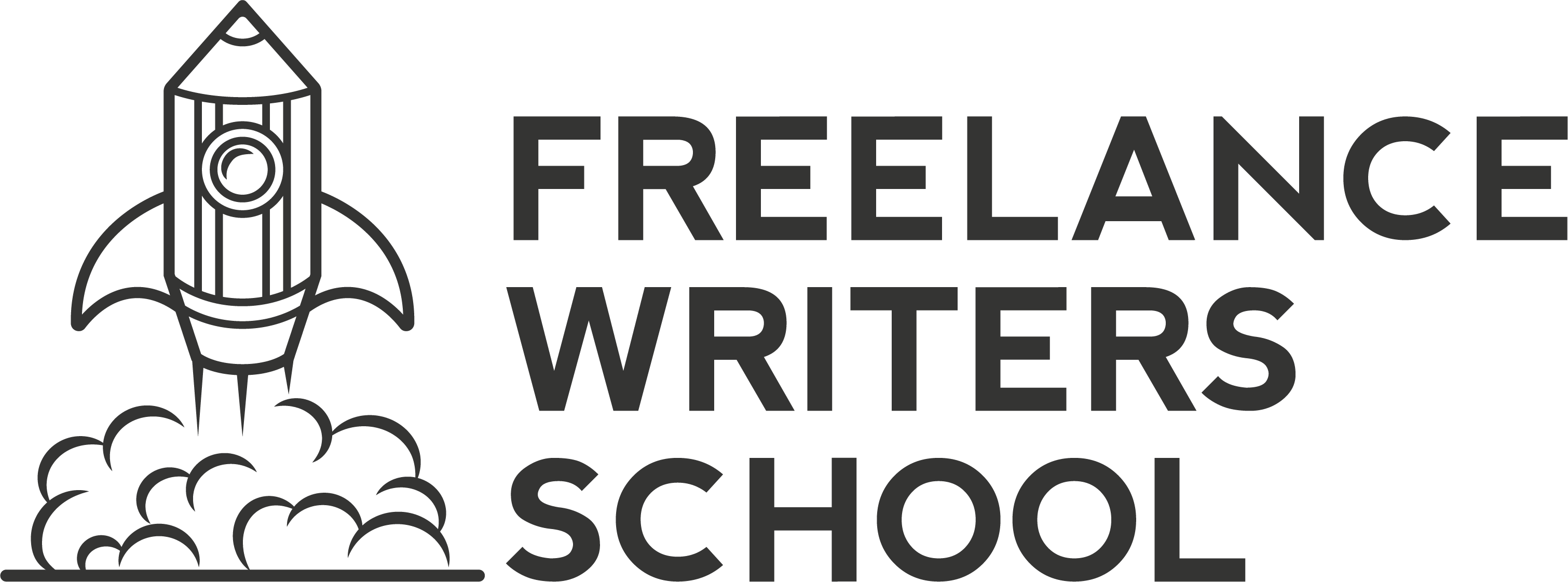 Create a fun and professional logo for Freelance Writers School