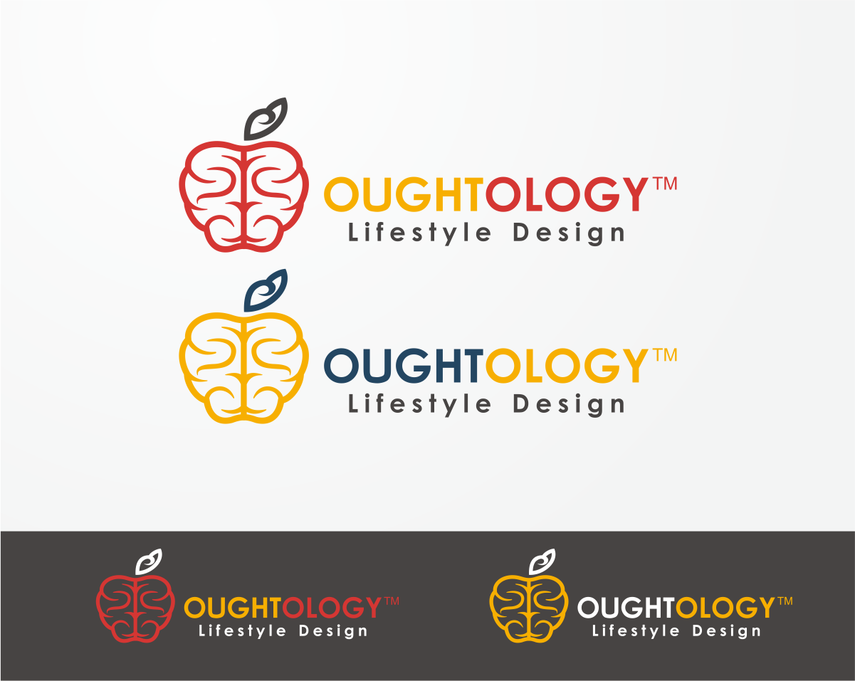Create a logo evocative of Enlightenment for Oughtology.com
