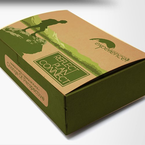 Packaging Box for executive coaching company