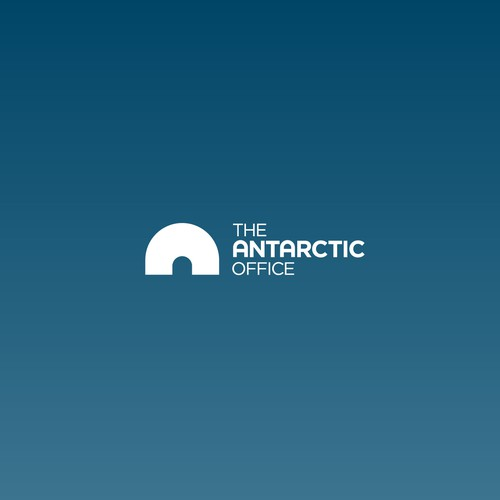 Logo for The Antarctic Office.
