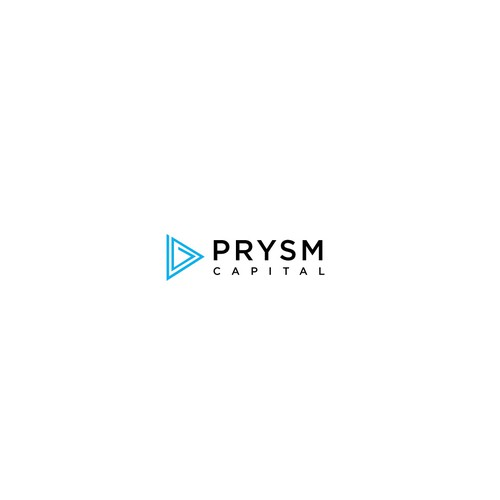 Logo Design Minimalist for PRYSM Capital
